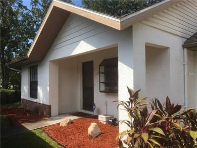 10815 Chenequa Court, New Port Richey, FL 34654 - MLS#: W7808839