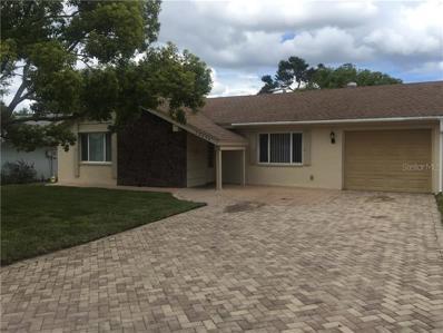 12404 Cobble Stone Drive, Hudson, FL 34667 - #: W7808842
