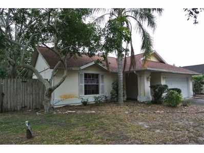 1550 Club Drive, Tarpon Springs, FL 34689 - MLS#: W7809092