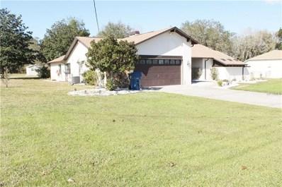 3397 Spring Park Way, Brooksville, FL 34604 - MLS#: W7809184