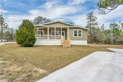 11007 Knuckey Road, Weeki Wachee, FL 34614 - MLS#: W7809189