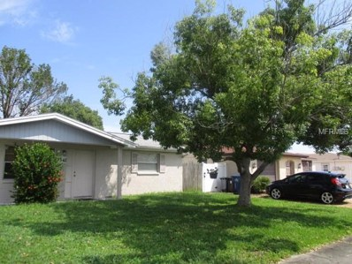 3341 Supreme Drive, Holiday, FL 34691 - #: W7809285