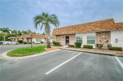 6124 Chesham Drive UNIT 4, New Port Richey, FL 34653 - MLS#: W7809585