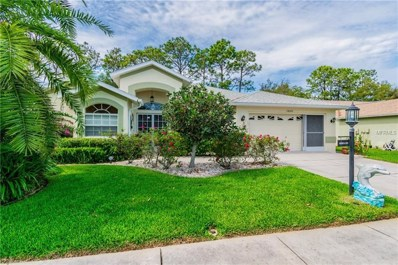 18651 Myrtlewood Drive, Hudson, FL 34667 - MLS#: W7810012