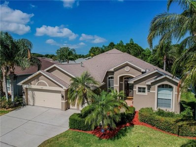 1658 Water Oak Drive, Tarpon Springs, FL 34689 - #: W7810208