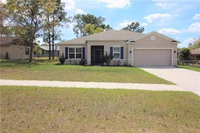 14595 Coronado Drive, Spring Hill, FL 34609 - #: W7810338