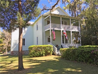 472 Howell Avenue, Brooksville, FL 34601 - MLS#: W7810435