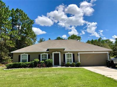 12162 Pine Finch Avenue, Weeki Wachee, FL 34614 - MLS#: W7810778