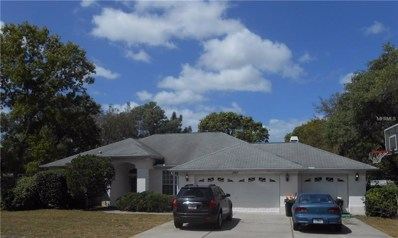 12007 Jade Avenue, Spring Hill, FL 34609 - #: W7810978