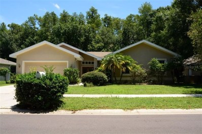 901 Centerwood Drive, Tarpon Springs, FL 34688 - MLS#: W7811217