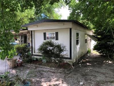 21344 Campbell Drive, Brooksville, FL 34601 - MLS#: W7811329