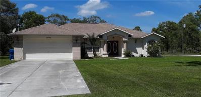 12449 Hooker Road, Weeki Wachee, FL 34614 - MLS#: W7811440