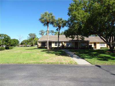 8121 Braddock Circle UNIT 1, Port Richey, FL 34668 - MLS#: W7812882