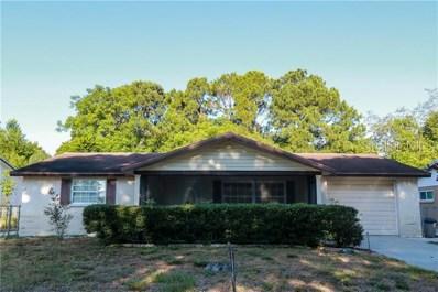 11805 Meadow Drive, Port Richey, FL 34668 - MLS#: W7813264