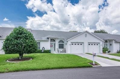 9405 Villa Entrada, New Port Richey, FL 34655 - #: W7814400