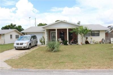 7905 Bracken Drive, Port Richey, FL 34668 - #: W7816267