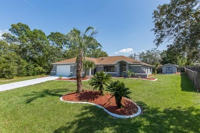 13188 Curry Drive, Spring Hill, FL 34609 - #: W7816466