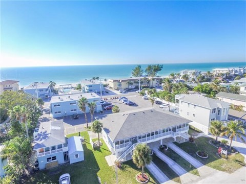2408 AVENUE C #1, 2 and 3, BRADENTON BEACH