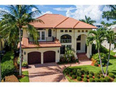 825 Magnolia Ct Court, Marco Island, FL 34145 - #: 2201815