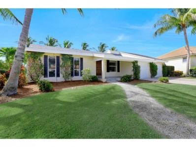 833 Wintergreen Court, Marco Island, FL 34145 - #: 2201989