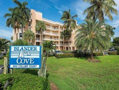 900 Collier Court UNIT 202, Marco Island, FL 34145 - #: 2202258