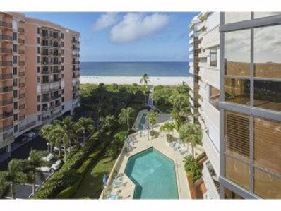 520 S Collier Boulevard UNIT 807, Marco Island, FL 34145 - #: 2202480