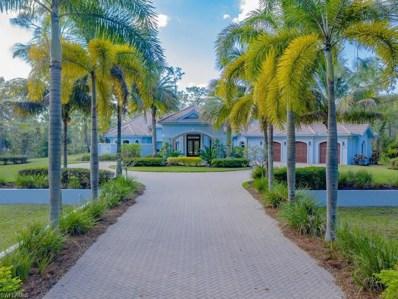 4529 Club Estates Drive, Naples, FL 34112 - #: 2210016
