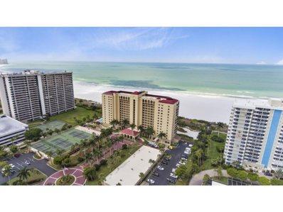 100 N Collier Boulevard UNIT 1403, Marco Island, FL 34145 - #: 2211468