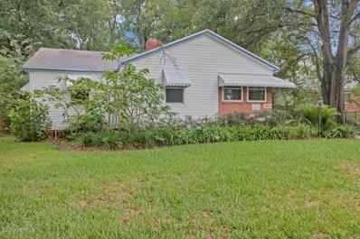 4815 Lawnview St, Jacksonville, FL 32205 - #: 1001006