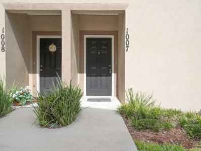 12301 Kernan Forest Blvd UNIT 1007, Jacksonville, FL 32225 - #: 1001193