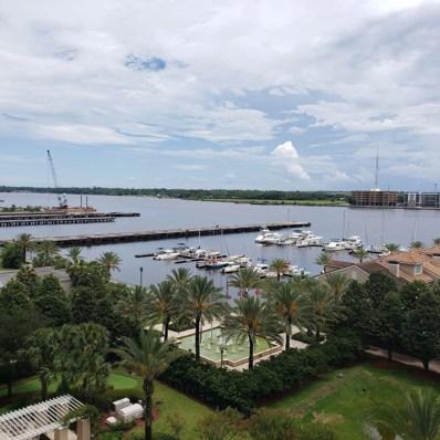 400 Bay St UNIT 509, Jacksonville, FL 32202 - #: 1001249