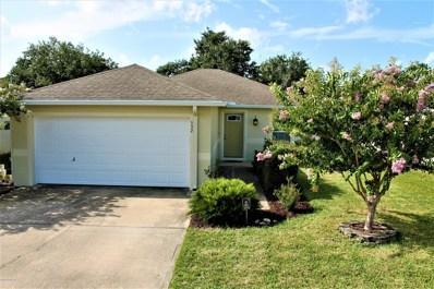 532 Bethany Pl, St Augustine, FL 32084 - #: 1001953