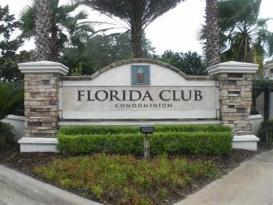550 Florida Club Blvd UNIT 307, St Augustine, FL 32084 - #: 1002411