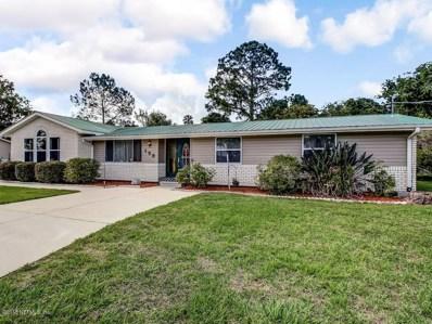 Welaka, FL home for sale located at 159 Beechers Point Dr, Welaka, FL 32193