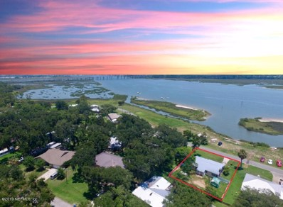 St Augustine, FL home for sale located at 1008 Shore Dr, St Augustine, FL 32086