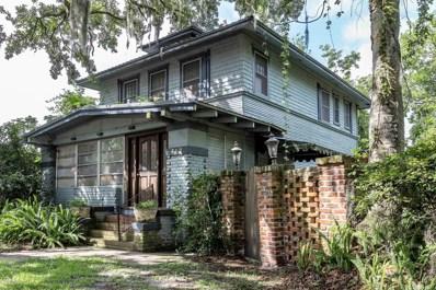 712 Edgewood Ave S, Jacksonville, FL 32205 - #: 1002619
