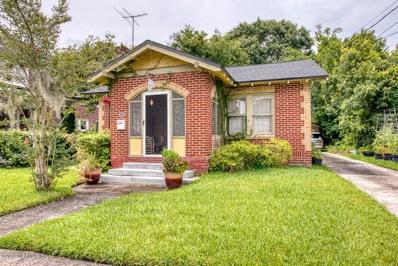 4743 Astral St, Jacksonville, FL 32205 - #: 1002770