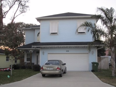 Jacksonville Beach, FL home for sale located at 1016 11TH St N, Jacksonville Beach, FL 32250
