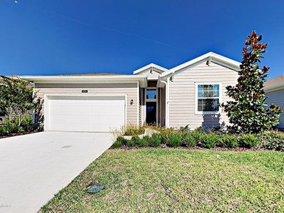 St Augustine, FL home for sale located at 124 Bloomfield Way, St Augustine, FL 32092