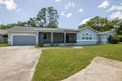 499 Del Monte Dr, St Augustine, FL 32084 - #: 1005171