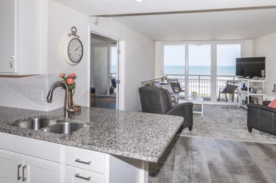 Jacksonville Beach, FL home for sale located at 1601 Ocean Dr S UNIT 409, Jacksonville Beach, FL 32250