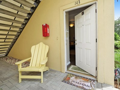 Jacksonville Beach, FL home for sale located at 143 Jardin De Mer Pl UNIT 143, Jacksonville Beach, FL 32250