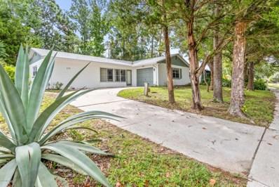379 Travino Ave, St Augustine, FL 32086 - #: 1006152