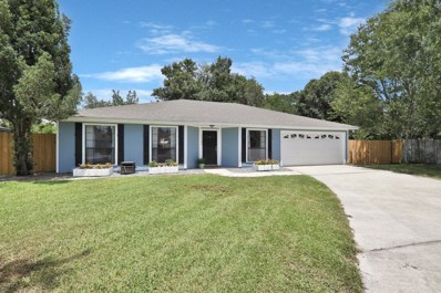 11195 Barbizon Cir E, Jacksonville, FL 32257 - #: 1006413