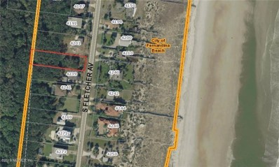 Fernandina Beach, FL home for sale located at 4225 S Fletcher Ave, Fernandina Beach, FL 32034