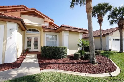 28 San Carlos Dr, Palm Coast, FL 32137 - #: 1008043