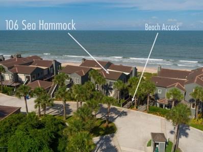 106 Sea Hammock Way, Ponte Vedra Beach, FL 32082 - #: 1008668