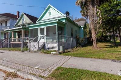 1480 Myrtle Ave N, Jacksonville, FL 32209 - #: 1009224