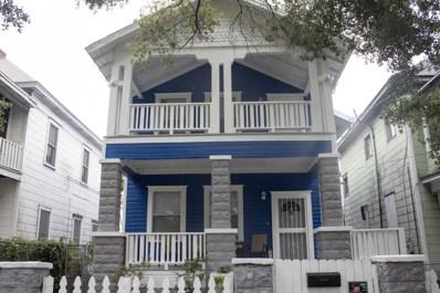 1814 Hubbard St, Jacksonville, FL 32206 - #: 1009476
