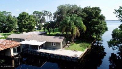 Crescent City, FL home for sale located at 109 Canal St, Crescent City, FL 32112